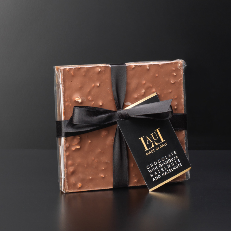 Quadrotta gianduja